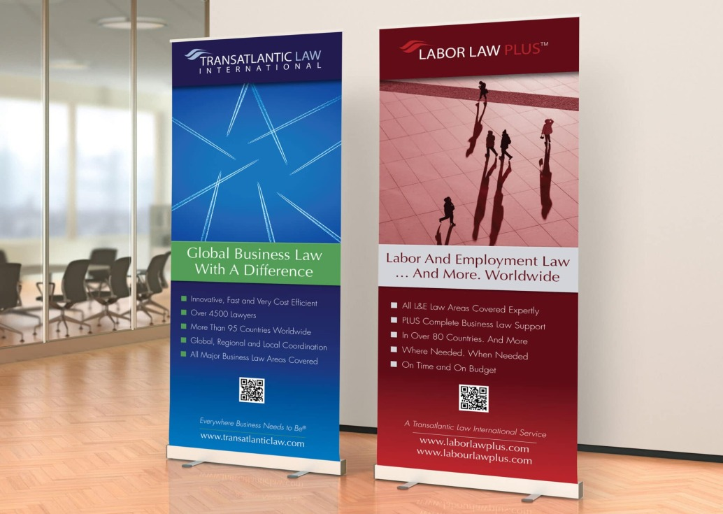 Premium Roll Up Banner Design And Printing