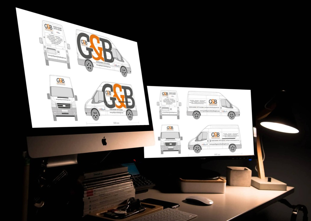 Vehicle Graphics Design Concepts