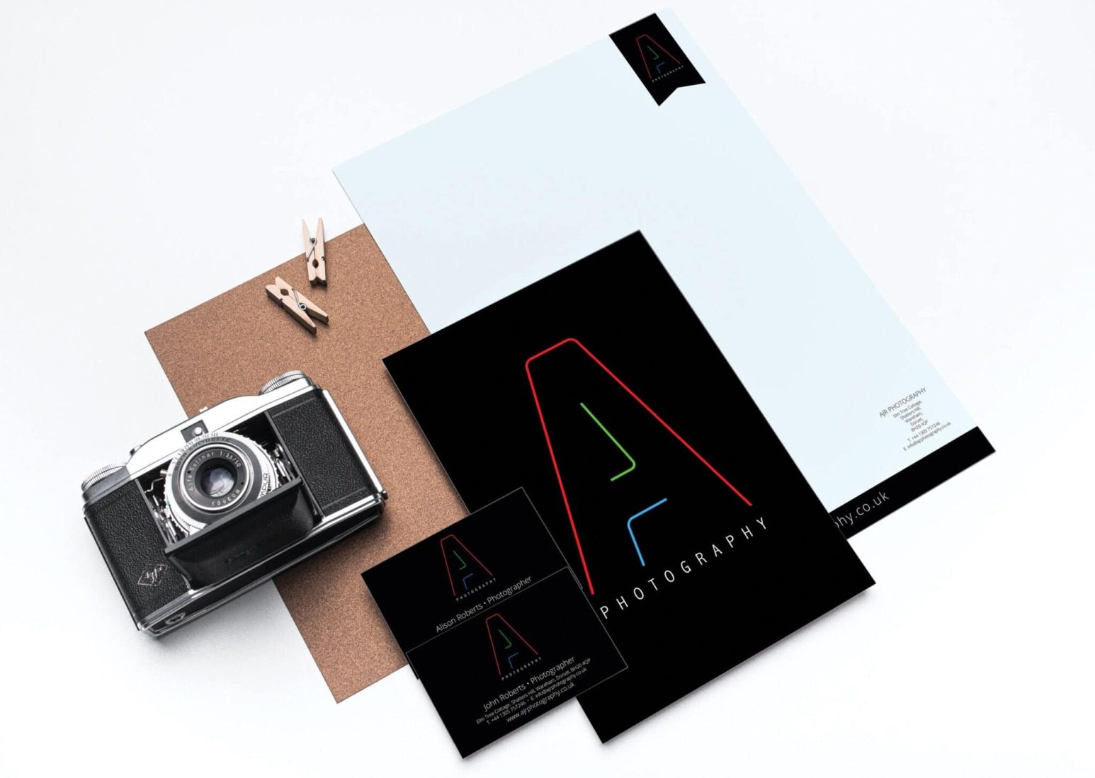 Corporate Branding And Stationery Design And Print